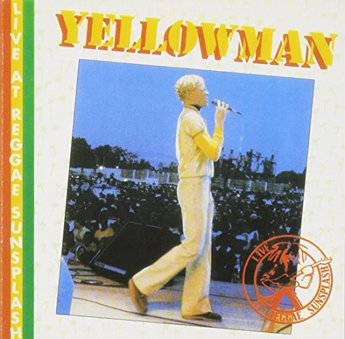 Yellowman Live At Reggae Sunsplash