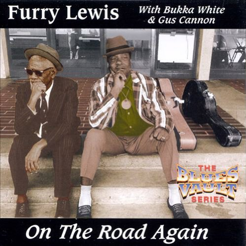 Lewis Furry On The Road Again