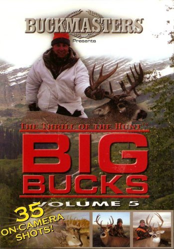 Big Bucks Thrill Of The Hunt Vol. 5