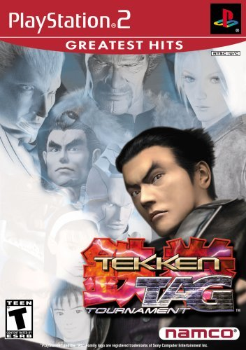 Ps2 Tekken Tag Tournament T