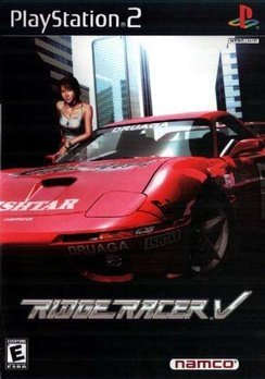 Ps2 Ridge Racer 5 E