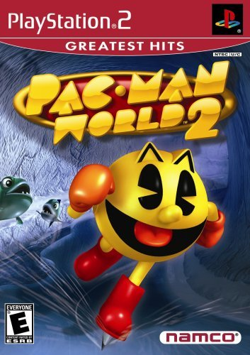 Ps2 Pac Man World 2 Rp