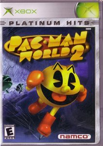 Xbox Pac Man World 2