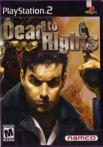 Ps2 Dead To Rights M