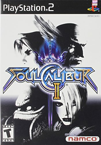 Ps2 Soul Calibur 2