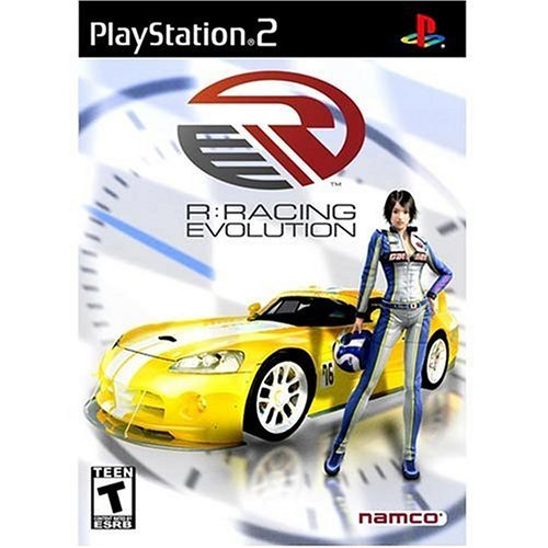 Ps2 Racing Evolution