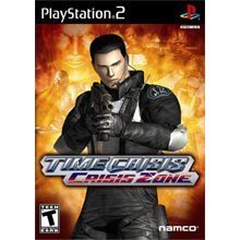Ps2 Time Crisis Crisis Zone W O Gun W O Gun