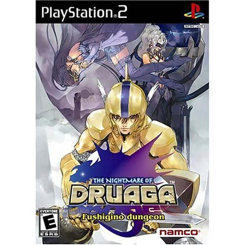 Ps2 Nightmare Of Druaga