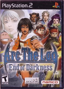 Ps2 Arc The Lad End Of Darkness