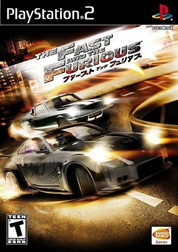 Ps2 Fast & Furious