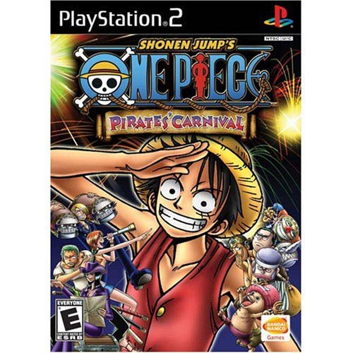 Ps2 One Piece Pirates Carnival