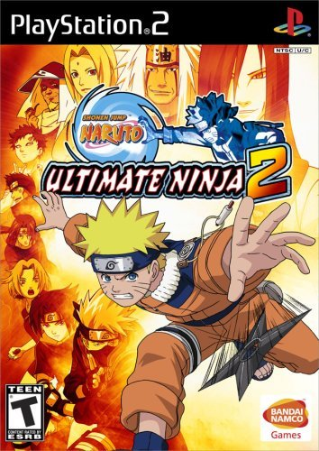 Ps2 Naruto Ultimate Ninja 2