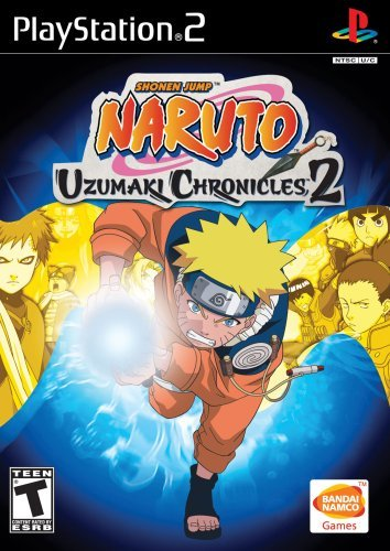 Ps2 Naruto Uzumaki Chronicle 2
