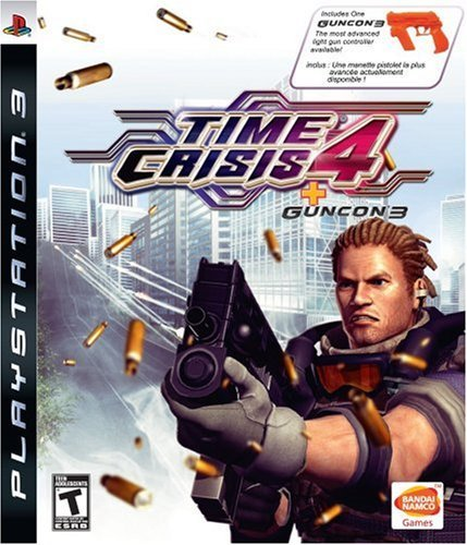 Ps3 Time Crisis 4 W. Gun
