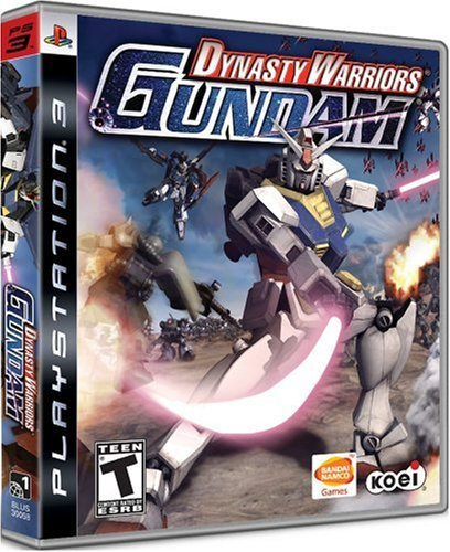 Ps3 Dynasty Warriors Gundam Koei T