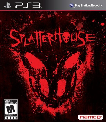 Ps3 Splatterhouse