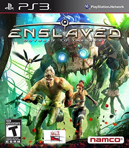 Ps3 Enslaved Odyssey To The West
