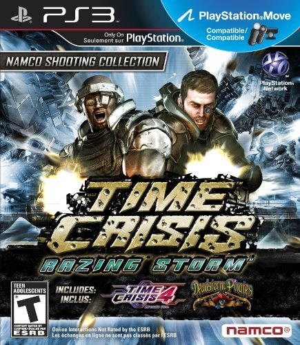 Ps3 Time Crisis Razing Storm Move Compatible