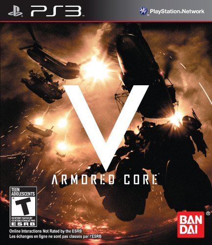 Ps3 Armored Core 5