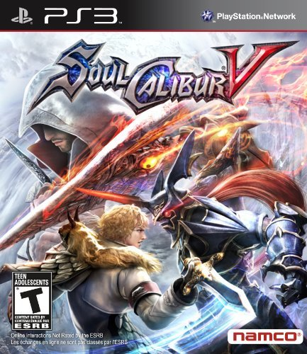 Ps3 Soul Calibur V