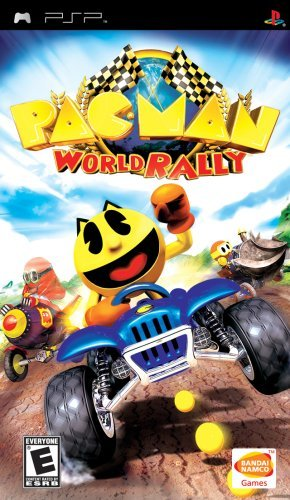 Psp Pac Man World Rally