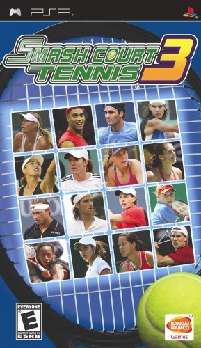 Psp Smash Court Tennis 3