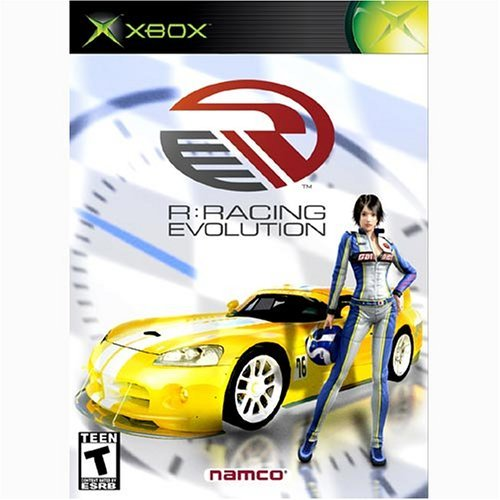 Xbox Racing Evolution