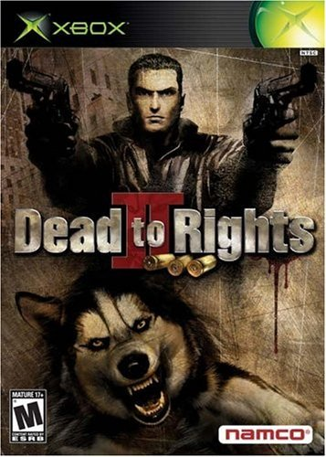 Xbox Dead To Rights 2 Hell To Pay