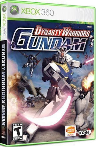 Xbox 360 Dynasty Warriors Gundam Koei T