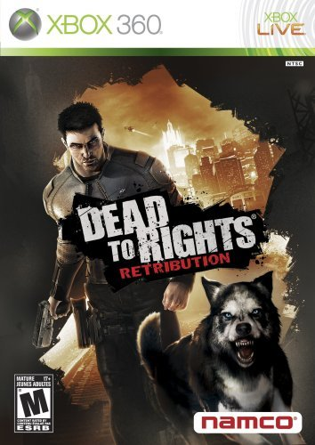 Xbox 360 Dead To Rights Retribution