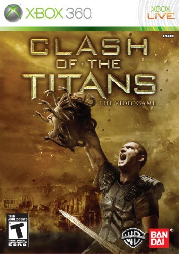 Xbox 360 Clash Of The Titans
