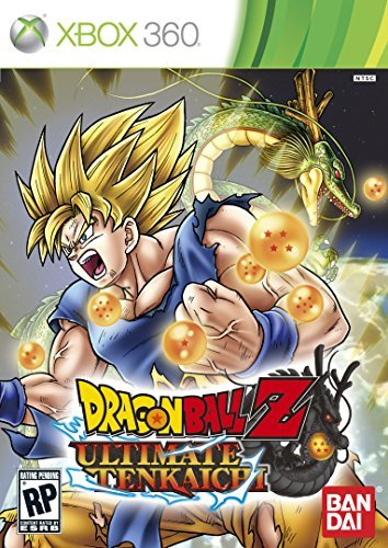 Xbox 360 Dragon Ball Z Ultimate Tenkaic Namco Bandai Games Amer T
