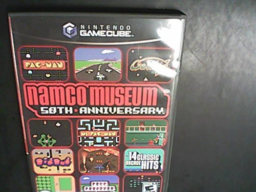 Cube Namco Museum 50th Anniversary