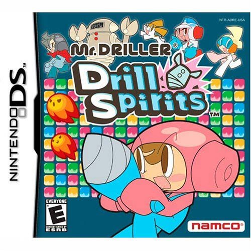 Ninds Mr Driller Drill Spirits