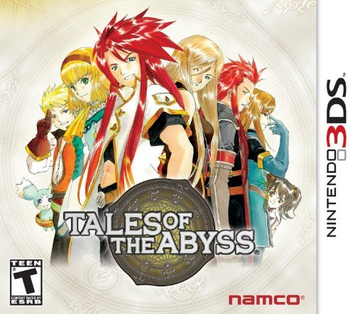 Nintendo 3ds Tales Of The Abyss Namco Bandai Games Amer T