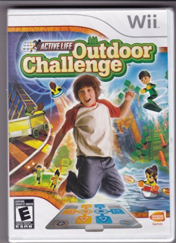Wii Active Life Outdoor Challenge [game Only]
