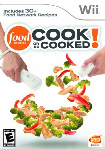 Wii Food Network Cook Or Be Cooked