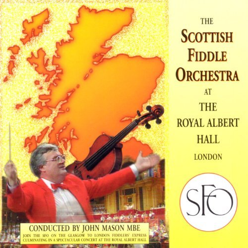 Scottish Fiddle Orchestra At The Royal Albert Hall