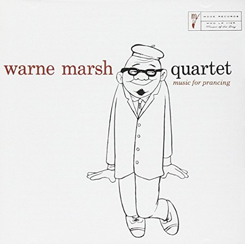 Warne Marsh Music For Prancing