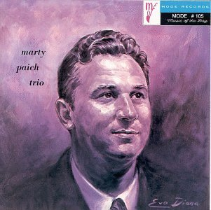 Marty Paich Marty Paich Trio