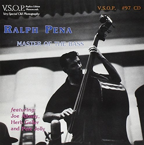 Ralph Pena Master Of The Bass