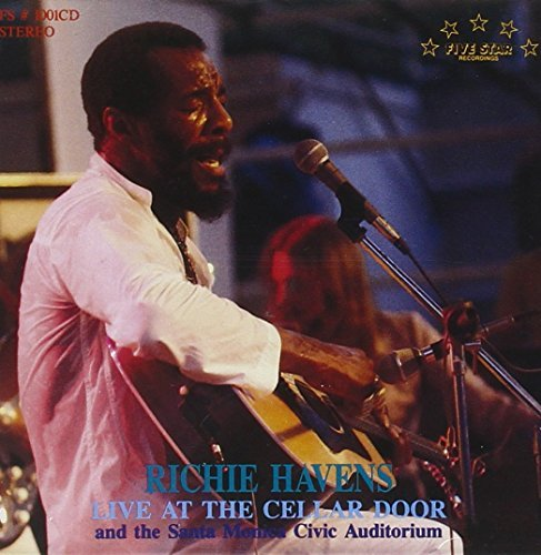 Richie Havens Live At The Cellar Door