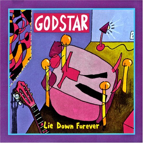 Godstar Lie Down Forever