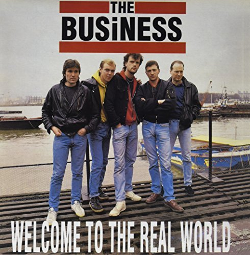 Business Welcome To The Real