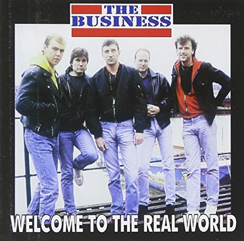 Business Welcome To The Real World