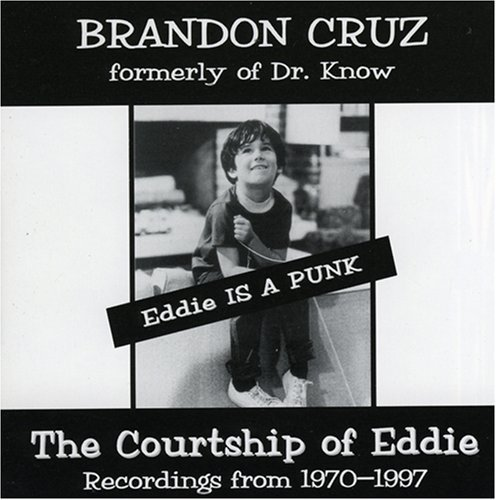 Brandon Cruz Eddie Is A Punk