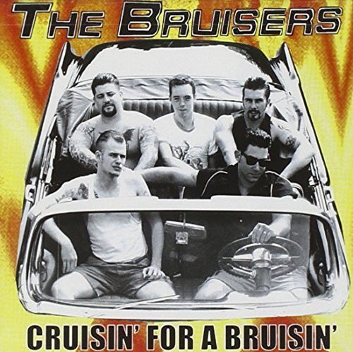 Bruisers Crusing For A Bruising Enhanced CD