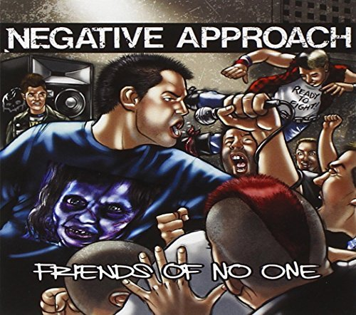 Negative Approach Friends Of No One Ep