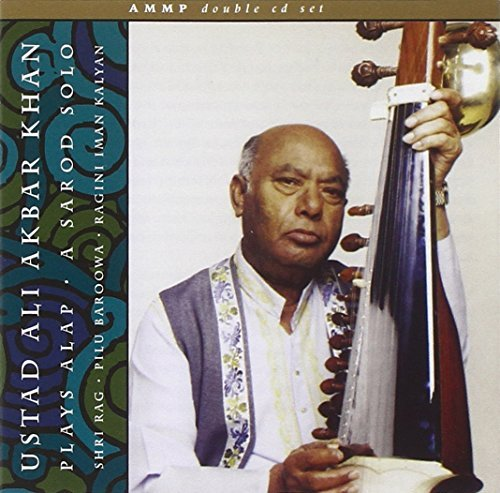 Ustad Ali Akbar Khan Plays Alap 2 CD