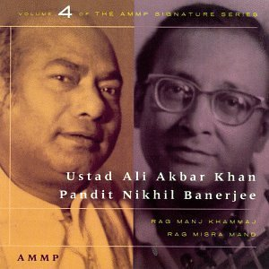 Ustad Ali Akbar Khan Vol. 4 Signature Series
